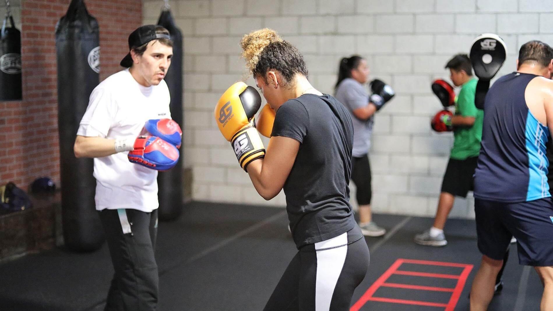 Bakersfield Boxing and Fitness Club